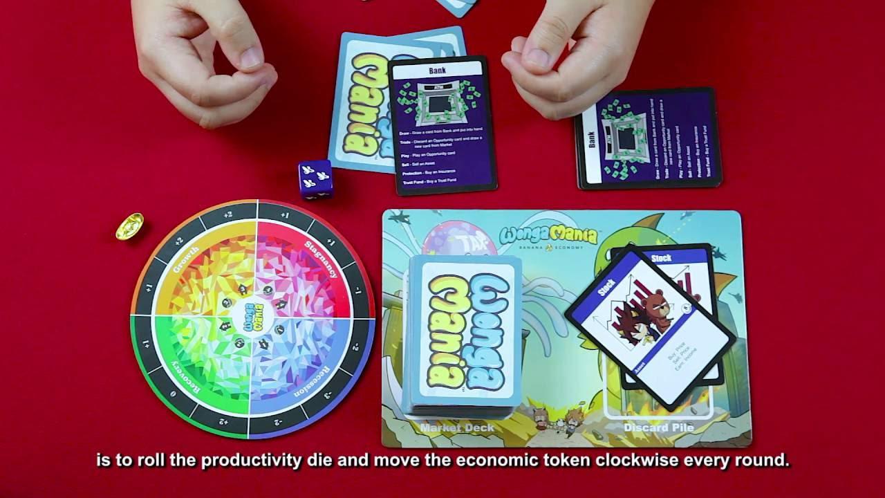 Wongamania: Banana Economy Instruction Video