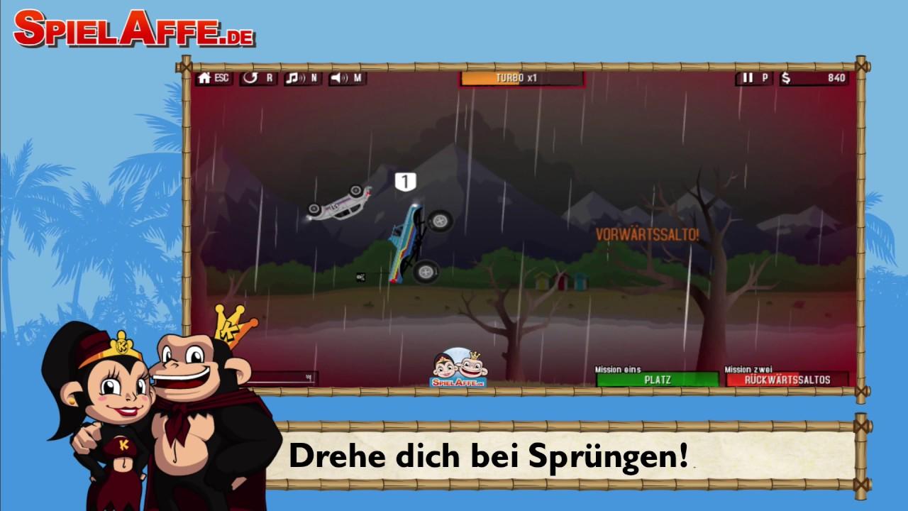 Verrücktes Stuntrennen Trailer Tipp Und Tricks SpielAffede - Spielaffe mit minecraft