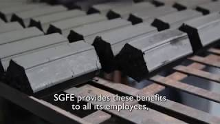 Sustainable char-briquettes in Cambodia from Sustainable Green Fuel Enterprise (SGFE)