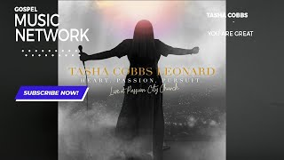 Tasha Cobbs You Are Great Testimony.mp3