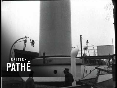 The Rotor Ship  AKA Rotary Ship (1924)