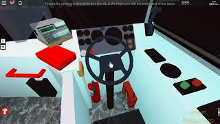 ROBLOX | Bluefield Bus Simulator v1.3 | Depot to Station | Wright Cadet
