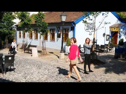 Skadarlija (Skadarska street) - bohemian quarter of Belgrade