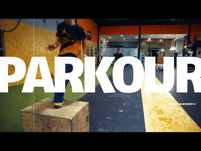 Spot Promo Parkour Crossfit Santo Reino