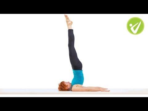 Jack Knife Pilates Exercise Adrianne Crawford