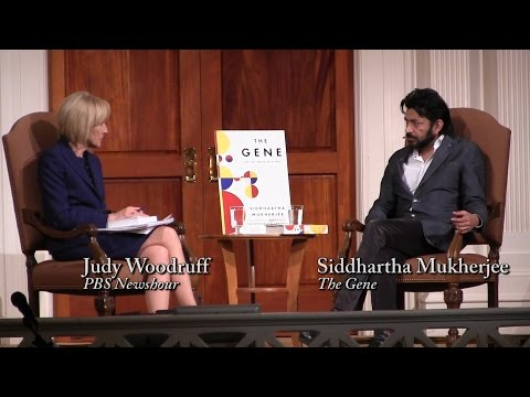"Siddhartha Mukherjee, ""The Gene"""