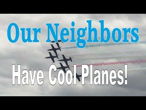 Beale Air Force Base Air Show 2018!