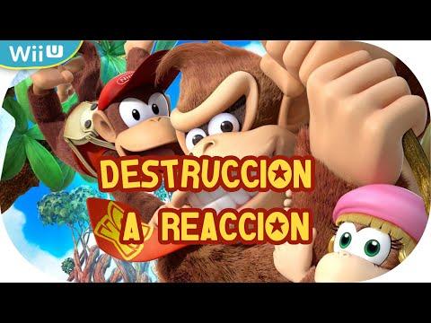 #37 - Destrucción a reacción  | Donkey Kong Country: Tropical Freeze