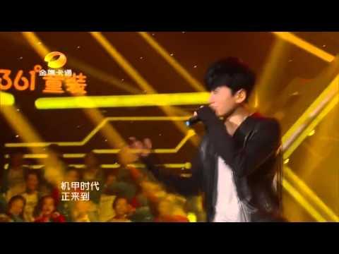 中國新聲代 張杰獻唱演唱會版《逆戰》 JasonZhang/ZhangJie