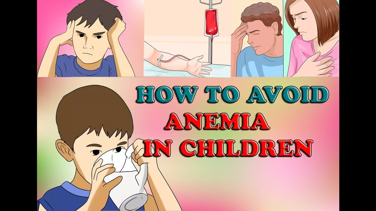 What is anemia and how it is dangerous for the health of the child