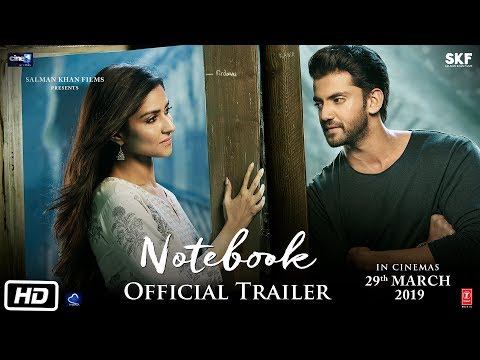 Notebook full hindi movie download