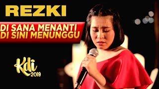 Gambar cover MENGHAYATI BGT! Di Sana Menanti Di Sini Menunggu (Danang) Cover by Rezki KDI