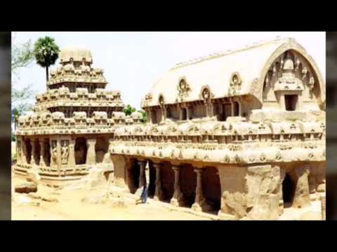 Ancient Indian Rock cut architectures