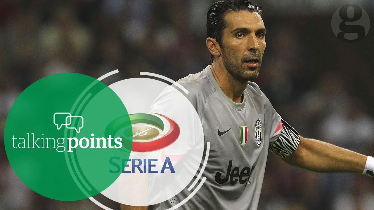 Champions League talking points: Lionel Messi beats Gigi Buffon and Robert ...
