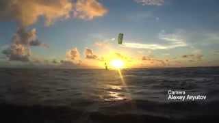 Mauritius Маврикий. Кайтсерфинг и серфинг(, 2015-03-02T11:30:06.000Z)