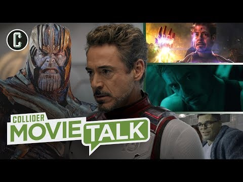 avengers:-endgame-oscar-campaign-begins,-but-no-robert-downey-jr.---movie-talk