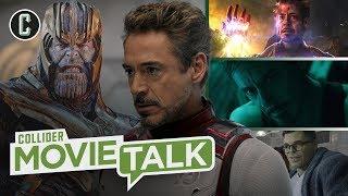 Avengers: Endgame Oscar Campaign Begins, But No Robert Downey Jr. - Movie Talk