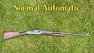 Takedown: Normal Automatic Shotgun (System Sjögren)