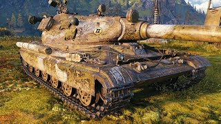 60TP - NON-STOP - WoT Gameplay