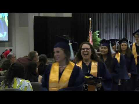 Brazosport College 2019 Commencement - 10AM