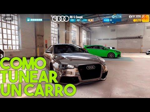 CSR Racing 2 | Como Tunear Un Carro MUY FÁCIL!