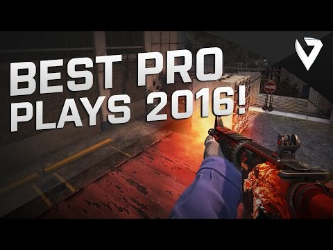CS:GO - BEST PRO Plays 2016 (Fragmovie)