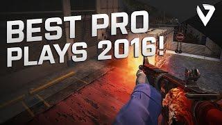 CS:GO - BEST PRO Plays 2016 (Fragmovie)