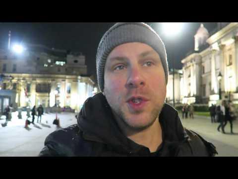 Trafalgar Square Christmas Tree London A Gift from Norway