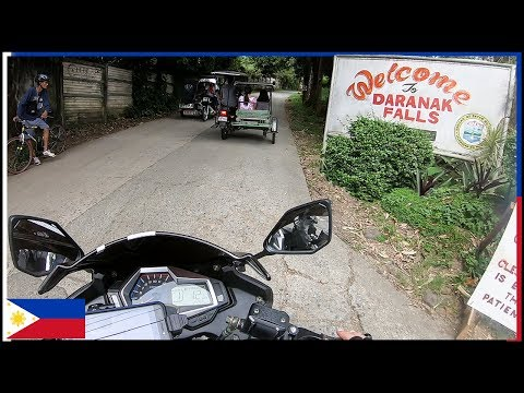 Ride to Danana Falls - Daranak Falls