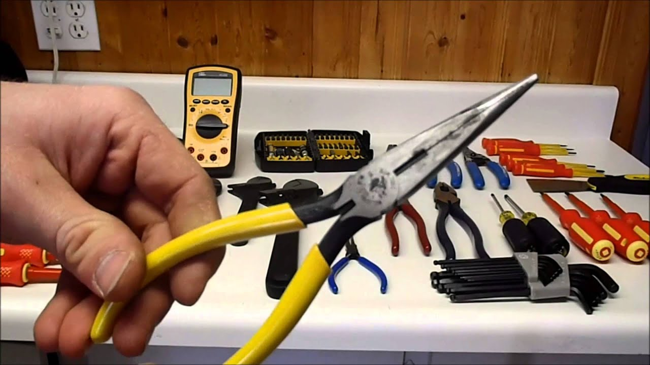 Electrician tools 65