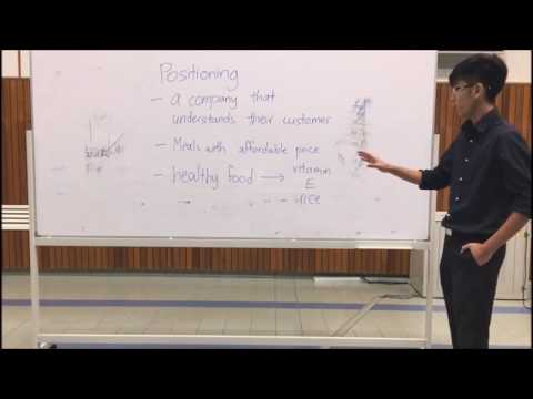 M1 DHT10 marketing presentation: Sakae Sushi