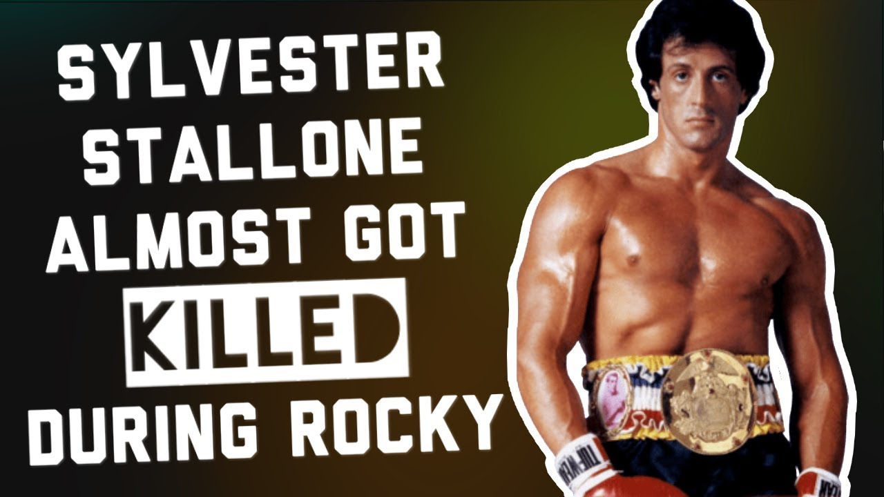 Sylvester Stallone Almost Got Killed During Rocky - YouTube