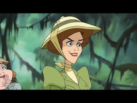 Legenda lui Tarzan Episodul 25(Cutremurul din jungla)