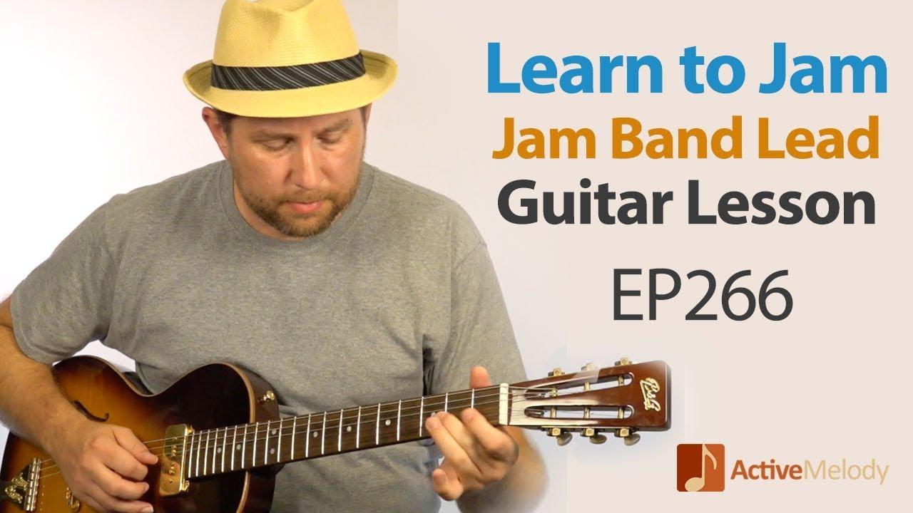How To Jam On Guitar : how to jam on guitar lead blues guitar lesson ep266 grateful dead allman brothers youtube ~ Vivirlamusica.com Haus und Dekorationen