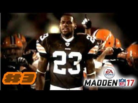 Madden 17  Browns Franchise Mode Ep.3 - Close Game vs Ravens