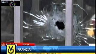 Video: Francia: atentado terrorista deja al menos 12 muertos