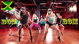 Naturaliss - Bom Bom (Jamaican Dancehall Music)