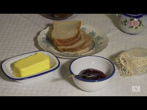 Growing up in the early 1900s - Meals
