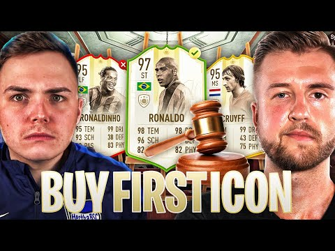 BUY first ICONA (mit Optimus Prime) | FIFA 19 Coins eskalation