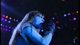 Iron Maiden - Sanctuary  (Live 83)