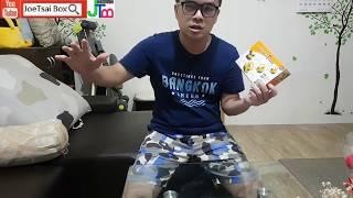[Joe愛開箱]畫線電動感應車開箱~ 適合親子同樂的玩具
