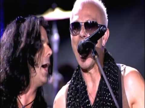 Scorpions at the 2010 World Music Awards