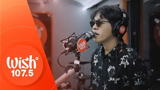 "Calvin De Leon performs ""Sa'yo Lamang"" LIVE on Wish 107.5 Bus"