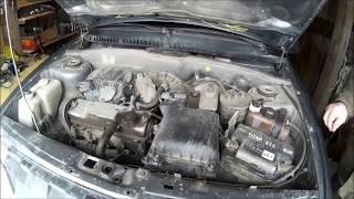 ВАЗ-2114: часть № 1- снятие защиты картера, замена опоры двигателя (ремонт своими руками)