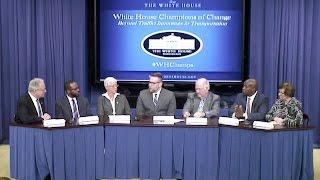 White House Champions of Change – Beyond Traffic: Innovators in Transportation