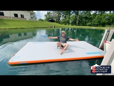 Feature Friday Mission Reef Inflatable Water Mats Youtube