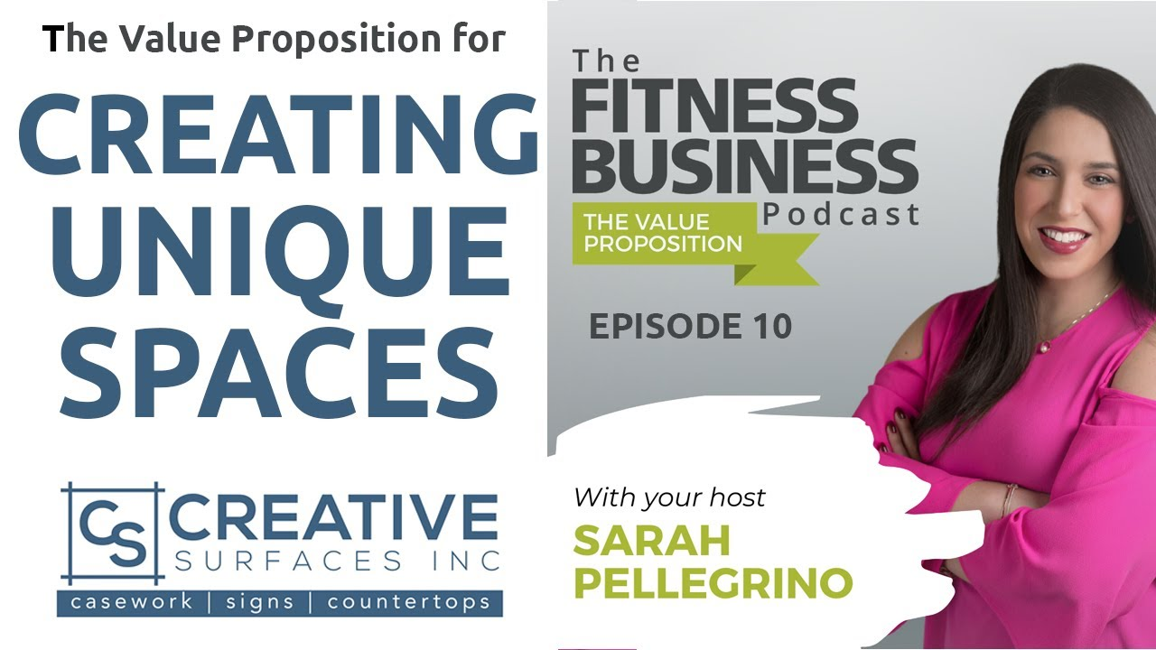 Download Creating Unique Spaces with Creative Surfaces, Inc. | The Value Proposition | EP 10