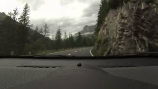 Swiss Mountain Road
