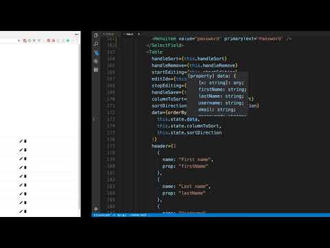 Adding Search to a React Material UI Table - YouTube
