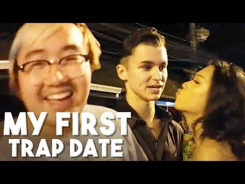 MY FIRST DATE WITH A TRANNY IN THAILAND